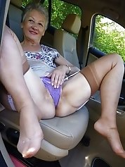 Yet did Grannies horny mature amateurs are not